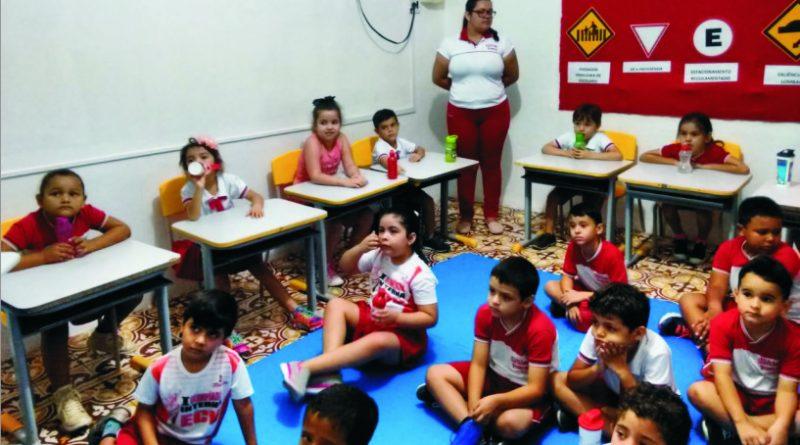 Sctrans lança projeto de educação no trânsito com escolas de Cajazeiras