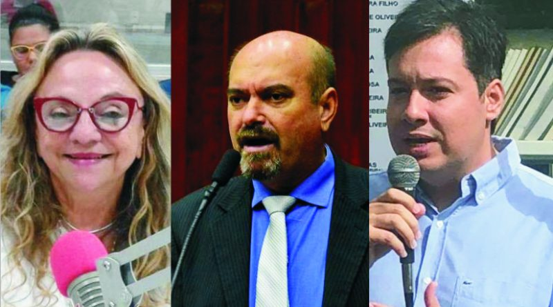 Vituriano desiste e deixa Paula, Jeová e Júnior Araújo disputando vagas na ALPB
