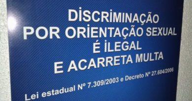 Assembleia Legislativa da Paraíba reprova PL que faculta cartazes contra homofobia