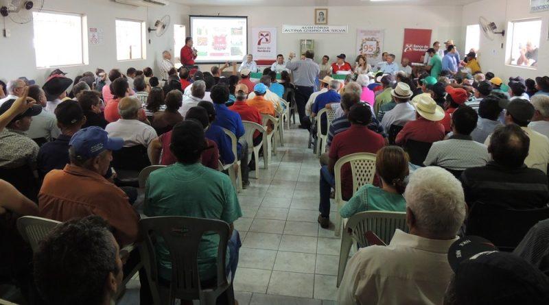 Mutirão do BNB renegocia dívidas rurais com até 95% de desconto em 13 cidades