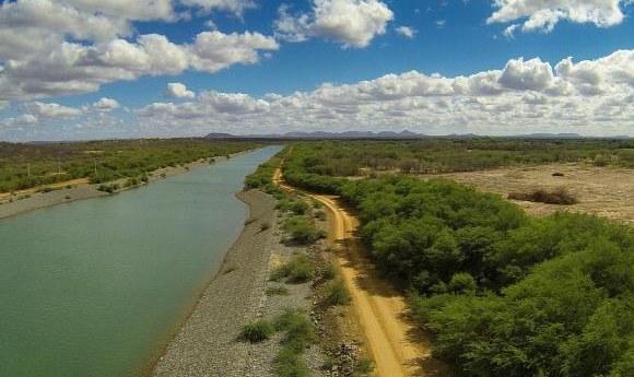 Água da transposição deve chegar ao Sertão da PB só em 2019