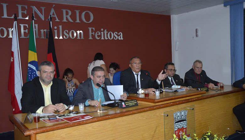Câmara de Cajazeiras aprova projeto que autoriza realização de concurso público