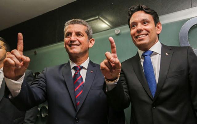 Paulo Maia e João de Deus Filho vencem a eleição seccional da OAB na Paraíba