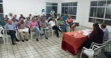 Acal elege define patronos, primeiros membros e elege primeira diretoria em Cajazeiras