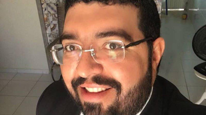 Morre o advogado Júnior Bento, vice-presidente da OAB/Cajazeiras