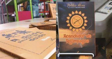 Livros da Arribaçã têm lançamentos concorridos em Sousa e João Pessoa