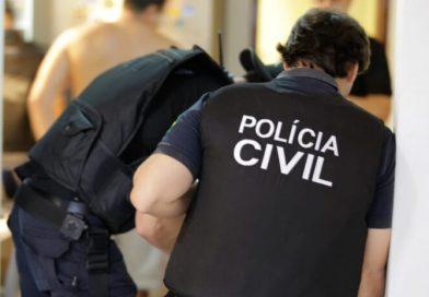 Vinte e cinco são presos na Paraíba em operação nacional contra crimes