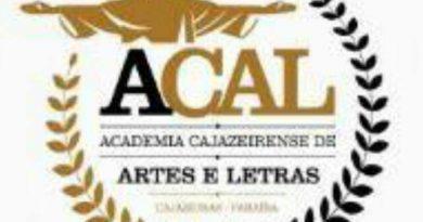 Cajazeiras ganha sua Academia de Artes e Letras nesta sexta-feira (24)