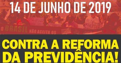 Regional do Sintep convoca população para manifestações e Greve Geral nesta sexta-feira (14)