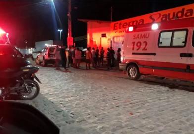 Homem é assassinado a tiros durante velório de sua companheira na Paraíba