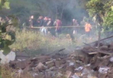 Adolescente morre e dois se ferem após explosão na Paraíba
