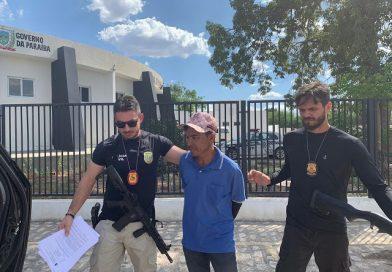 Suspeito de abusar de adolescente autista em Ipaumirim foi preso em Cajazeiras