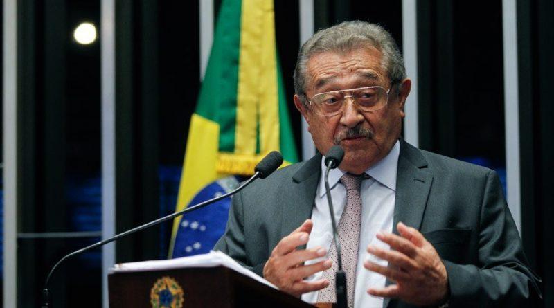 Senado Federal decreta luto oficial por morte do senador José Maranhão