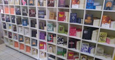 """Arribaçã inaugura """"Livros & Companhia"""", espaço para livros e leitura em Cajazeiras"""
