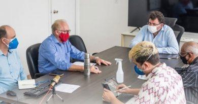 SINTEP-PB consegue vitorias para a categoria em reunião com o secretário de Educação